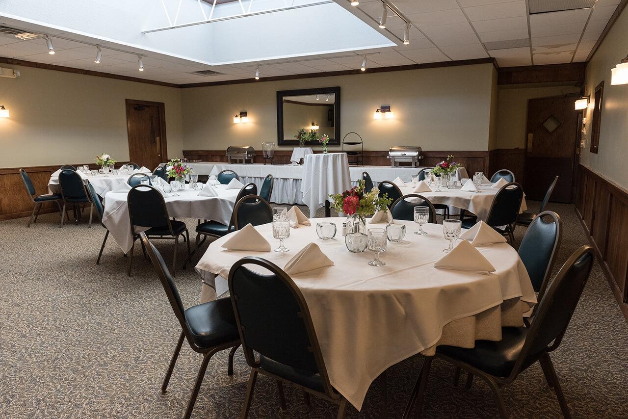 Banquet Room Coral Gables East Lansing Restaurant