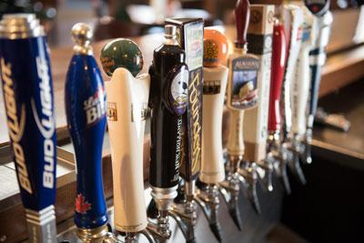 Beer Taps Coral Gables East Lansing Restaurant